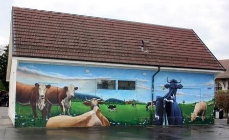 Abattoir de Meinier